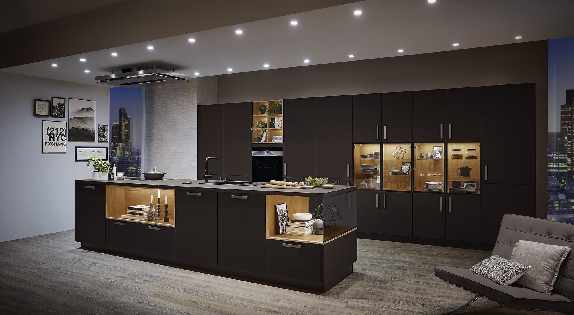 Küchentrends 2020: ES WIRD MATT & ELEGANT!