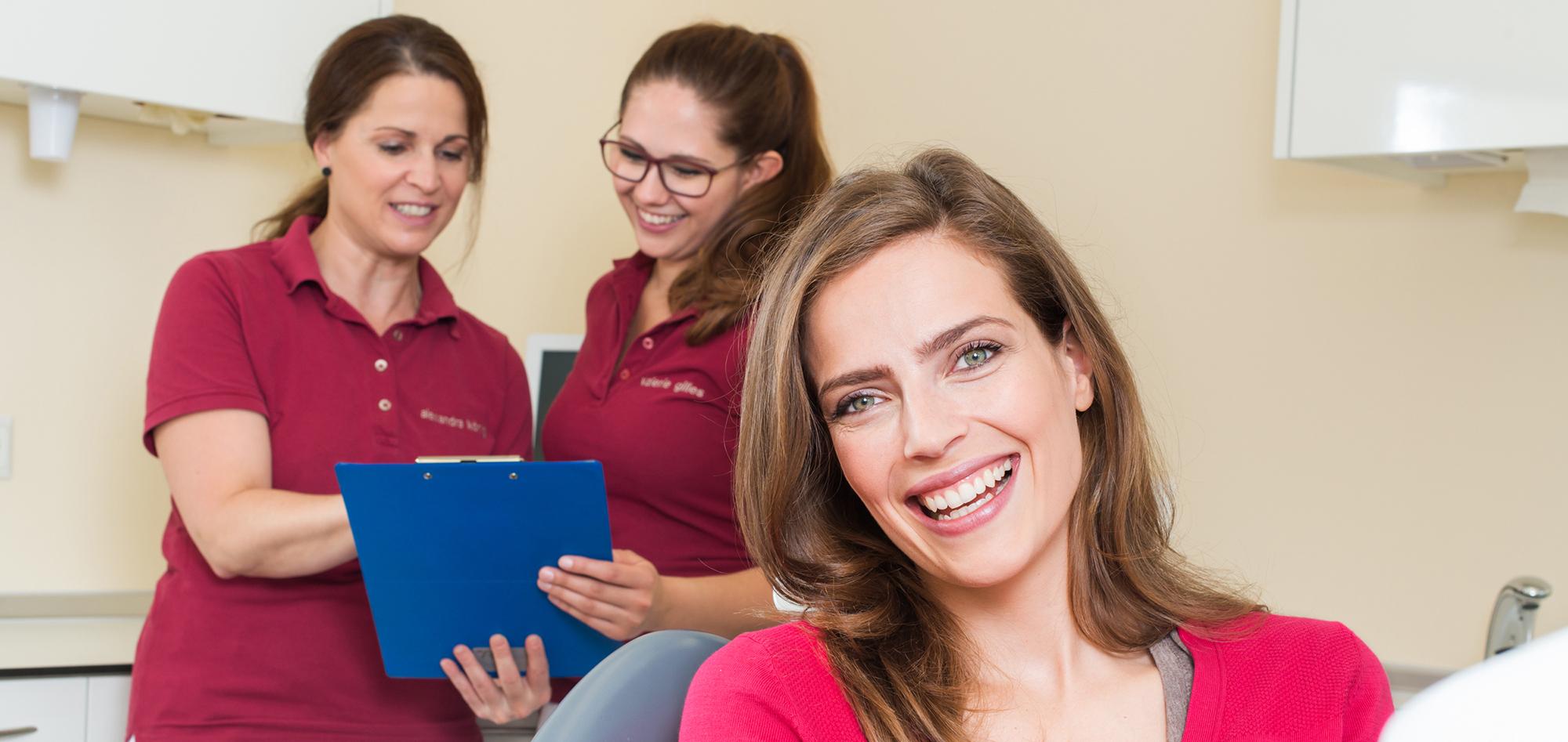 Karrierechance Zahnarztpraxis