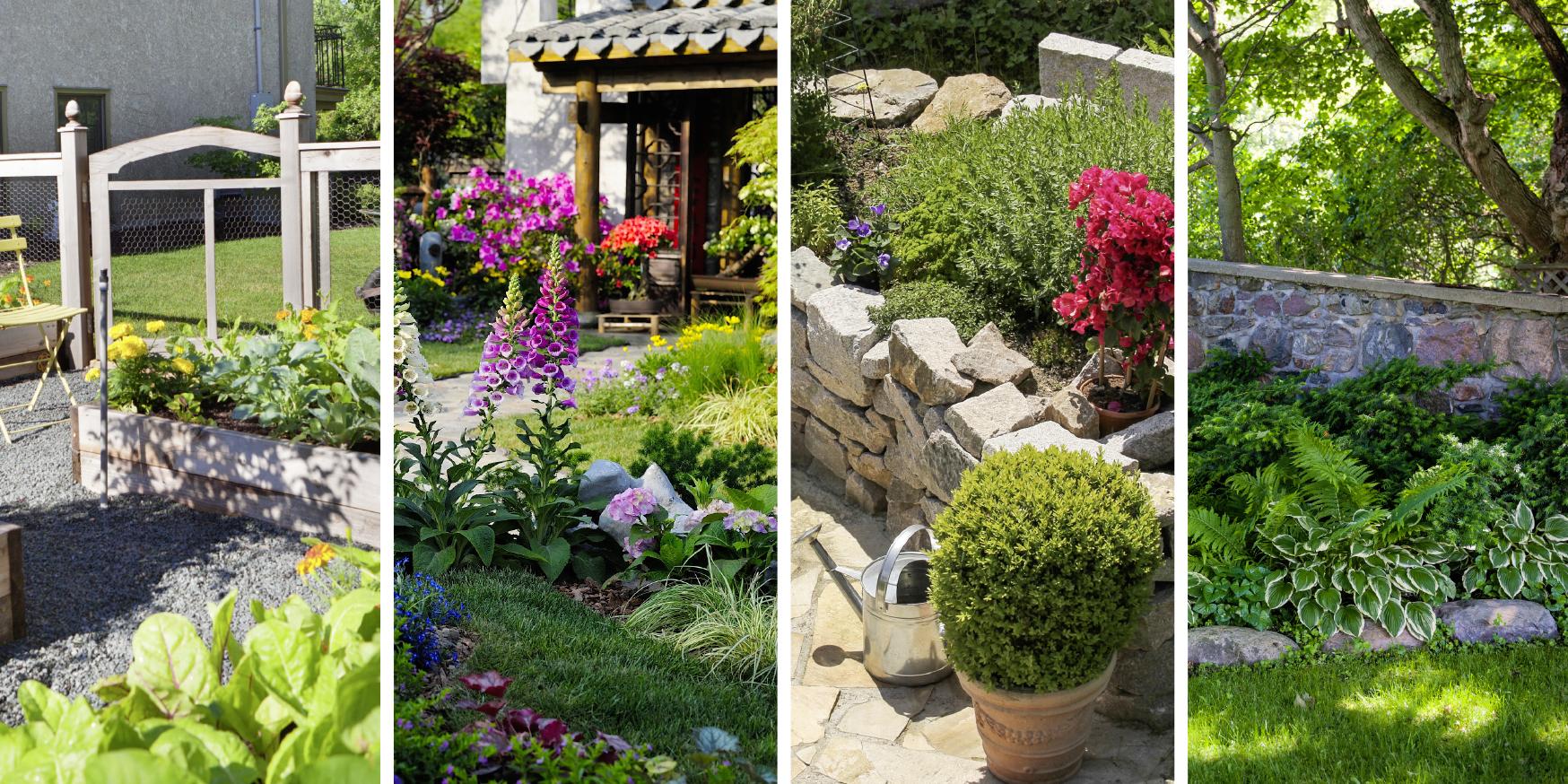 Welcher Gartentyp sind Sie?